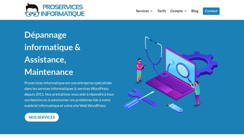 Proservices-informatique