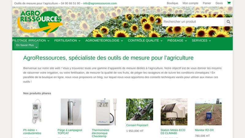 Agro Ressources