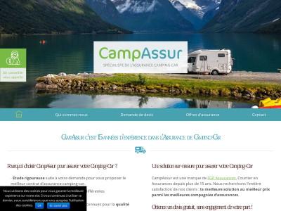 camp assur courtier en assurance pour camping car. Black Bedroom Furniture Sets. Home Design Ideas