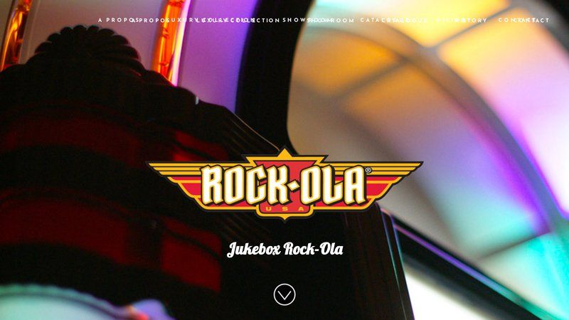 Jukebox Rockola