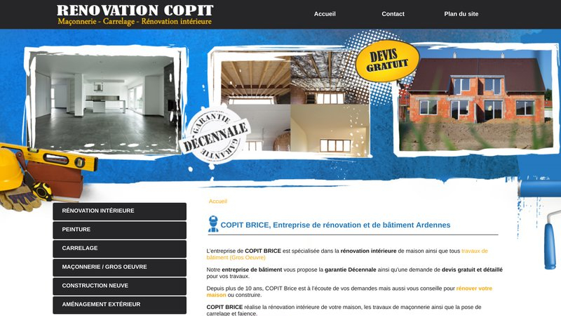 Rénovation Copit