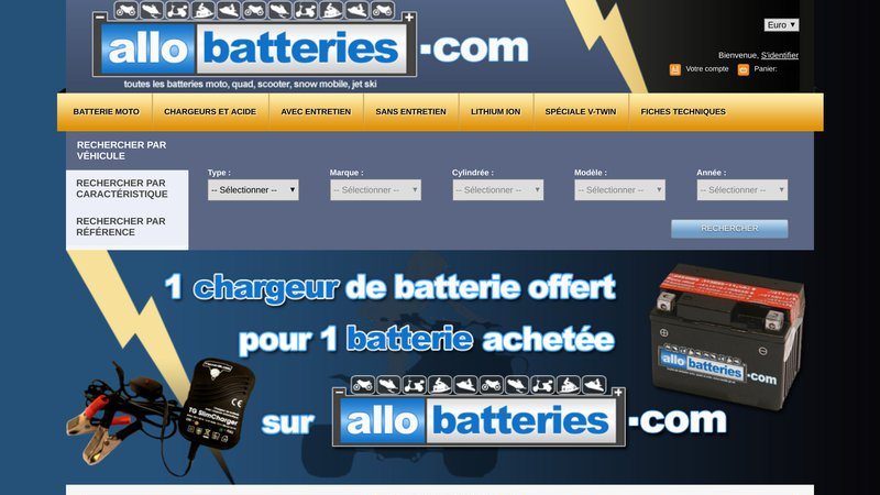 Allo Batteries