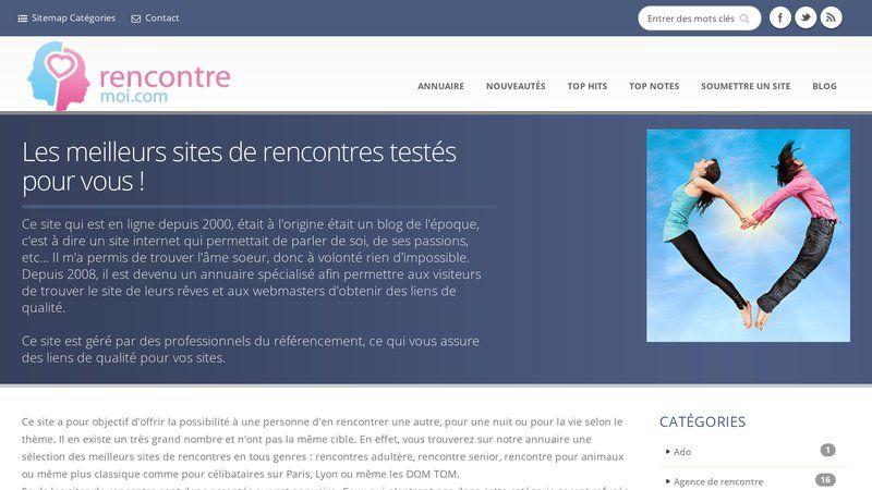 Nouveaux sites de rencontres en ligne 2013