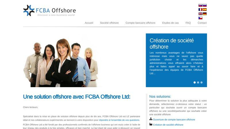 FCBA Offshore Ltd