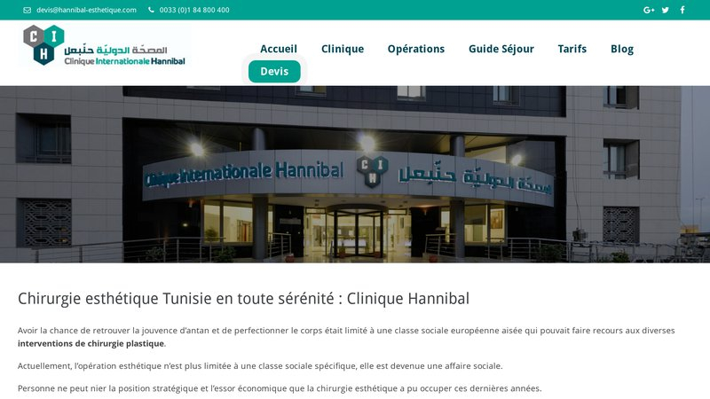 Hannibal Esthetique