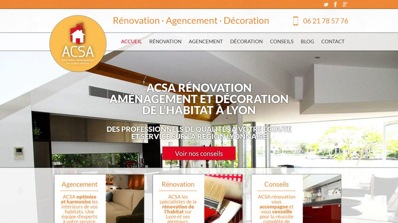 ACSA Rénovation