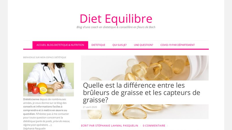Diet Equilibre