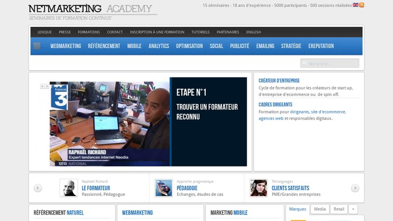 Netmarketing Academy
