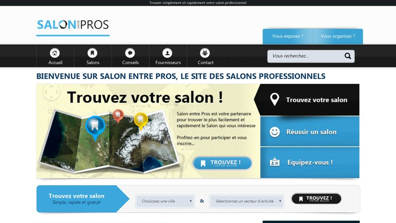 Salon entre pros