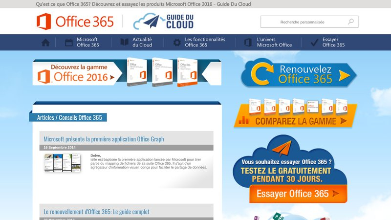 Guide du cloud