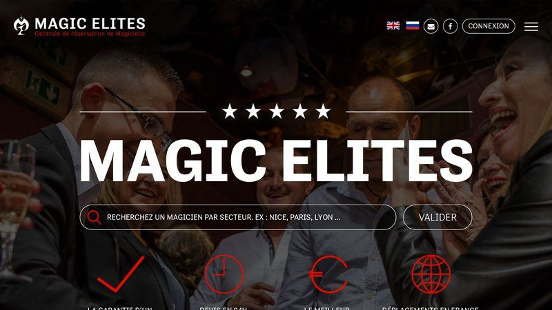 Magic Elites