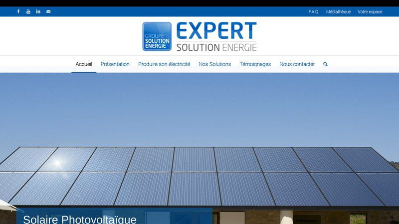 Expert Solution Energie