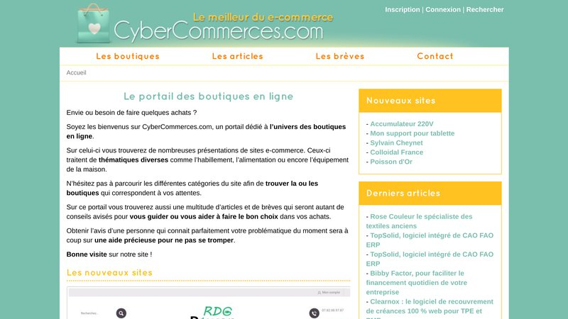 CyberCommerces