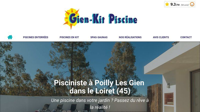 Gien Kit Piscine