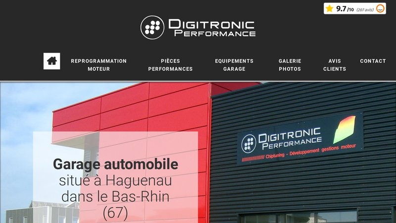 Digitronic Performance