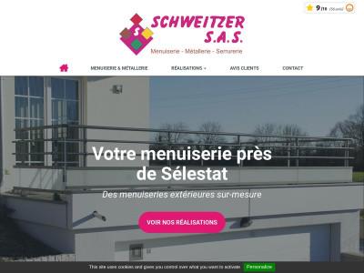 Schweitzer installateur de portes et fen tres en alsace for Installateur de porte et fenetre