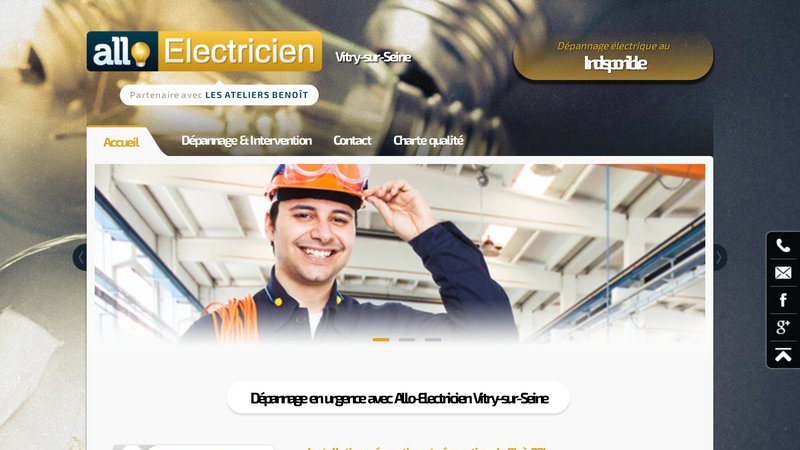 Allo-Electricien Vitry