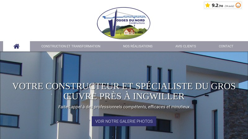 Vosges Nord Constructions