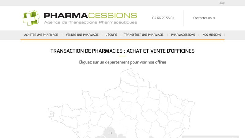 Pharmacessions