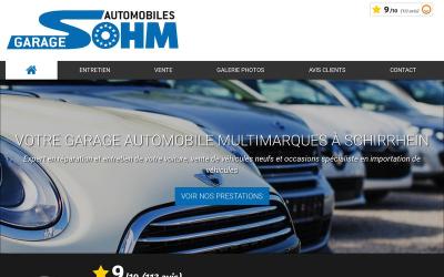 Carrosserie fritsch garage automobile eschau for Garage auto frejus