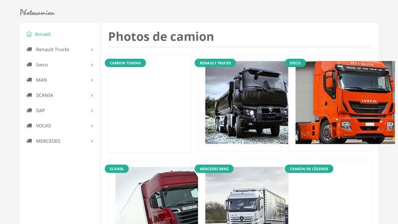 Photo Camion