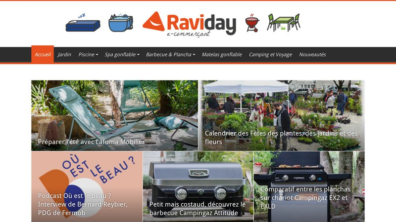 Blog Raviday