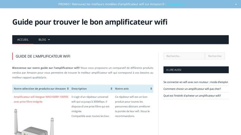 Amplificateur-wifi