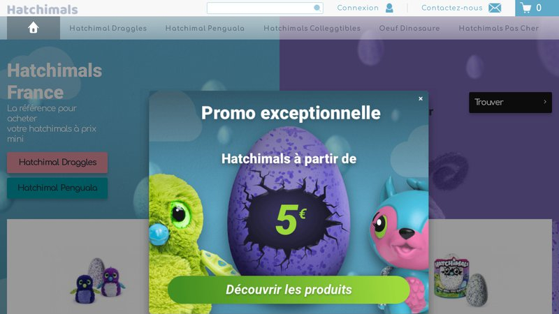 Hatchimals France